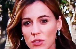 Hallie Jackson MSNBC Booger Video