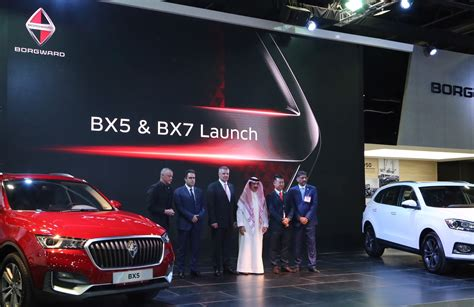 Dubai International Motor Show 2018 / Borgward Launches