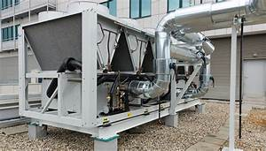 Increase Chiller Efficiency By Reducing Lift