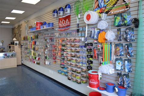bait tackle fishing stuart shops florida hooked stores lures rods reals jigs canada
