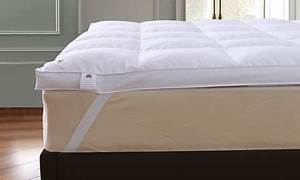 78 off dickens luxury 5cm topper groupon With best deals on mattress toppers