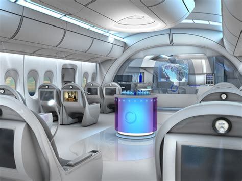 Interior Aircraft Design by World S Best Aircraft Interior Designs