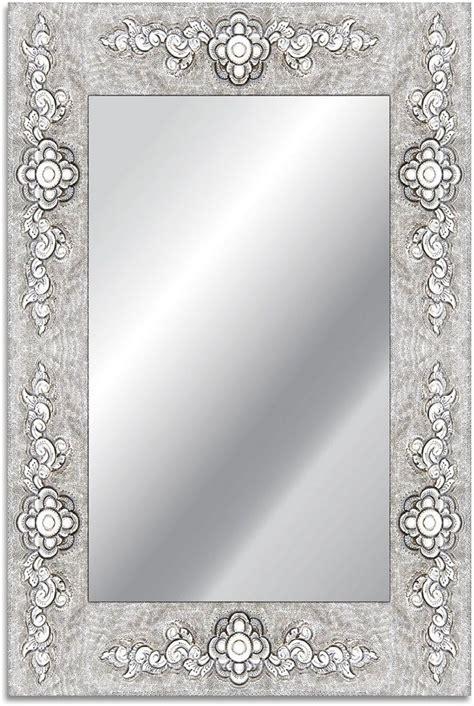 spiegel silber ikea home affaire spiegel 187 rahmen blume 171 40 60 cm otto