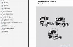 Daf Cf65 Wiring Diagram
