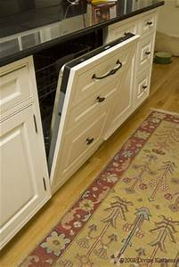 Is This Dishwasher Flush With The Rest Of The Cabinets