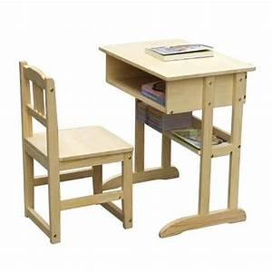 Kids Wood Desk Chair - Home Design Elements