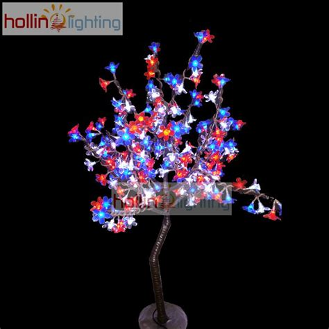 mini hl ml001 mixed color led cherry tree hollinlighting