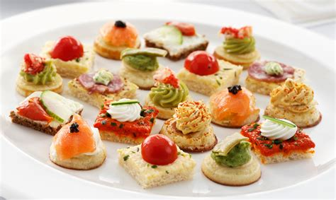 images of canapes top methods for creating canapés canapes experts