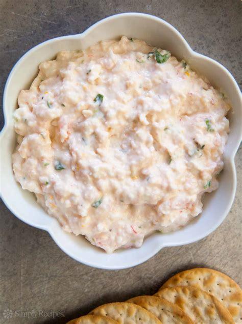 recipe dips shrimp dip recipe simplyrecipes com