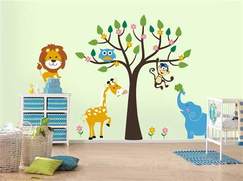 stickers chambre enfants comment décorer une chambre d 39 enfant stickers