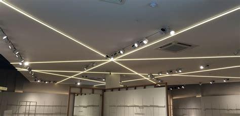 Led Streifen Decke by Custom Made River Island Illuminated Led Suspended Ceiling
