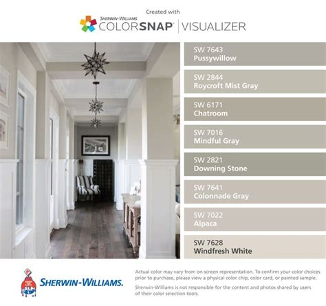 sherwin williams color visualizer best 25 alpaca sherwin williams ideas on
