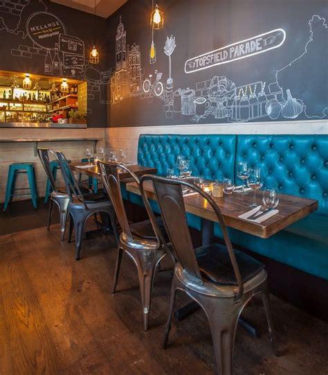cuisine melange ancien moderne 25 best ideas about rustic restaurant interior on