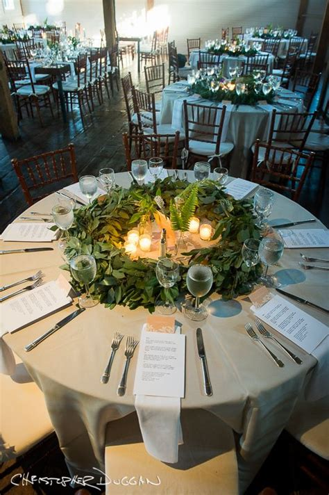 color   year  greenery wedding centerpiece ideas