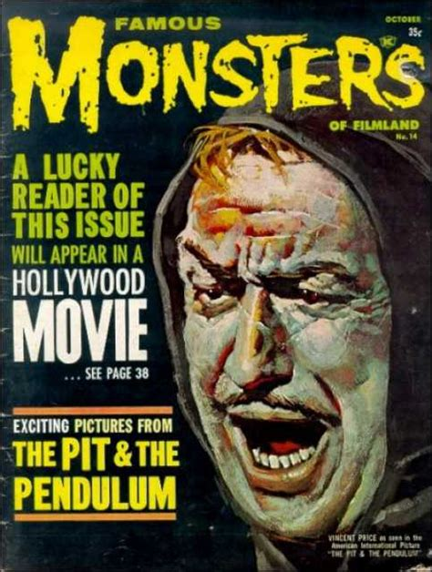 Famous Monsters Of Filmland #15 (issue