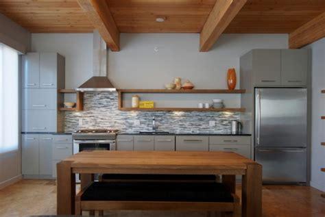 efficient  gorgeous  wall kitchen design ideas