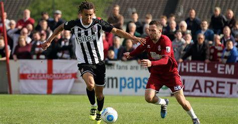 Bath City's Vanarama National League South fixtures for ...