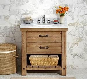 Waschtischunterschrank Für Aufsatzwaschbecken Holz : waschtisch holz rustikal ~ Bigdaddyawards.com Haus und Dekorationen