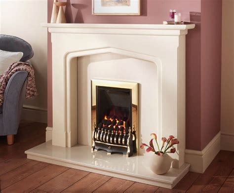 inset gas fires fireplaces wakefield  living room