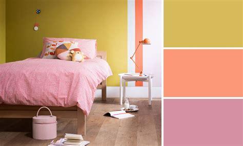 chambre jaune chambre fille et jaune design de maison