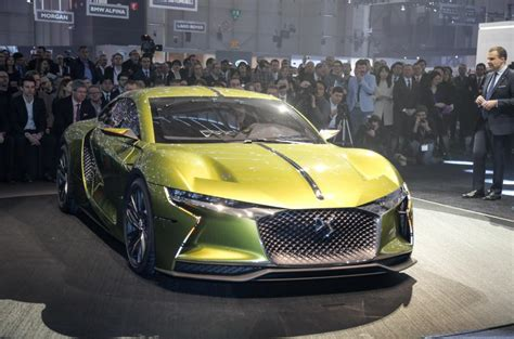 ds e tense ds e tense electric concept car revealed at geneva motor show autocar