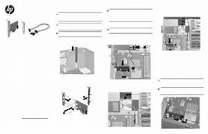 Hp Compaq 6200 Pro Small Form Factor Pc Installation
