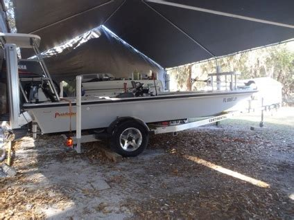 Used Flats Boats Jacksonville Fl by 8 700 Pathfinder 17t Tunnel Flats Boat For Sale In