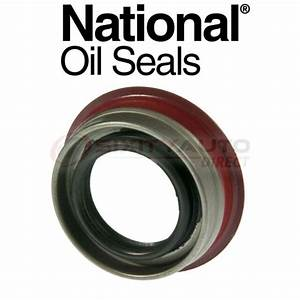 National Auto Transmission Output Shaft Seal For 1985