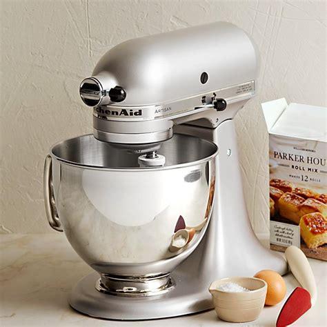 kitchenaid artisan stand mixer empire red williams