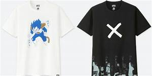 UNIQLO Drops Anime-Themed Line With Homages To 'Dragon ...