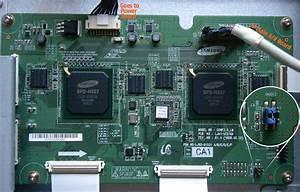 Samsung Pn50a530s2f Plasma Clicking Transformer Bs
