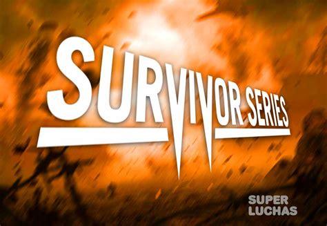 Survivor Series 2020 poster latest update   Superfights