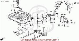 1990 Honda Civic Fuel Filter