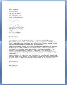 resume cover letter for pharmacy assistant pharmacy technician cover letter resume downloads