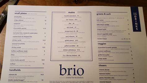 coastal kitchen menu menu yelp 2280