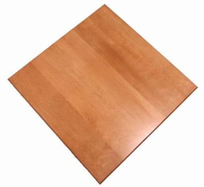 Table Square Wood Premium Round Economy Tops