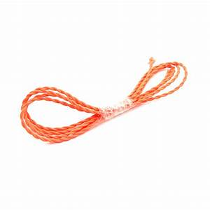 Hot Sales 3 3 U0026 39  Cotton Cloth Covered Twisted Electrical