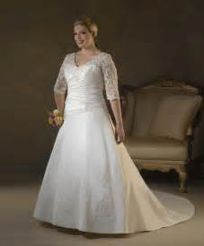 lace wedding gowns with sleeves plus size lace wedding dress with sleeves ipunya