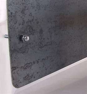 Magnet Pinnwand Groß : rohstahl pinnwand magnettafel gro 80 x 50 cm anko design ~ Markanthonyermac.com Haus und Dekorationen