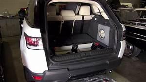 Range Rover Sport Custom Subwoofer By Monney