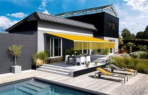 Store Banne Sur Pied : store banne 4x4 simple une ambiance chaleureuse dans ~ Premium-room.com Idées de Décoration