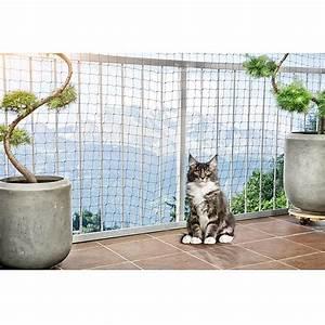 Katzenschutznetz Ohne Bohren : gardol katzenschutznetz 6 x 2 5 m schwarz bauhaus ~ Watch28wear.com Haus und Dekorationen
