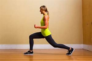 Lunges | POPSUGAR Fitness