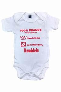 Lustige Baby Bodys : baby body 100 franke frankenkistla ~ Frokenaadalensverden.com Haus und Dekorationen