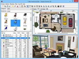 Sweet Home 3d En Ligne : sweet home 3d t l chargement ~ Premium-room.com Idées de Décoration