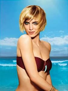 Coupe Carré Effilé Mi Long : coiffure carr effil court femme cheveux courts sur ~ Melissatoandfro.com Idées de Décoration
