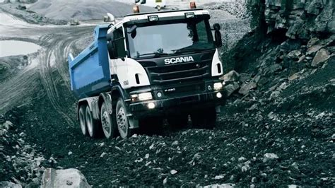 scania  road trucks  action youtube
