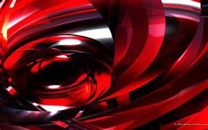 Abstract red glowing wallpapers