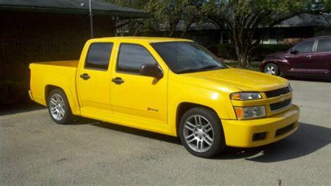2005 Chevy Colorado Xtreme Club Cab Crew Cab
