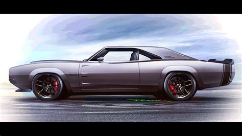 dodge super charger concept motorcom